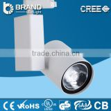 Cree Chips 4 Wires 120 Beam Angel Adjustable 30W Guangdong COB Track Light