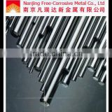 High purity titanium round bars for sale