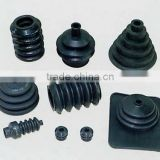 Molded Rubber Parts (Rear Suspension Axle Mounting/Rear HBock Absorber Upper Mounting/Transmission Joint Boot,etc)