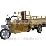 Hot Sale Motorized Tricycle 3 Wheel Motorcycle with Cargo                                                                         Quality Choice
