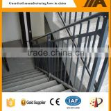 China wholesale with low price of wrought iron stair railing AJ-Stair 002