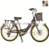 MB-C608 electric bike Lithium battery Aluminum alloy frame, 26inch hidden battery hot best quality