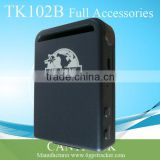 Good sale gps memory card tracker TK102B waterproof bag personal animals mini gps tracker TF CARD 32G                                                                         Quality Choice