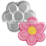 Aluminum alloy cake mould-Flower cake tin/cake pan