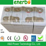 3.2V Deep cycle lithium battery LiFePO4 battery 3.2V 100Ah low self-discharge high capacity for sales
