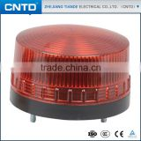 CNTD Professional Manufacturer 12V/24V/110V/220V High brightness LED Traffic Warning Light with optional colors C3071