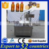 Trade assurance vial filling capping machine,glass bottle capping machine                                                                         Quality Choice