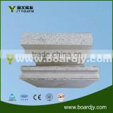 Excellent dimensional stability soundproof foam board
