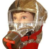 Fire escape mask in chemical respirator