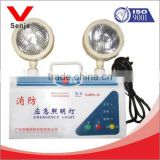 12v led exit sign emergency charging light
