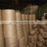 Bangladesh High Quality Jute Yarn, SGS Inspection Accepted