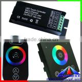 Audio RGB RF Controller For LED light, wireless controller