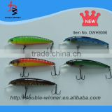 DWH9006 hard plastic fishing lure wholesale fishing tackle