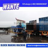 WANTE MACHINERY PLD Concrete Batching Machine/mobile block machine/concrete mixing plant