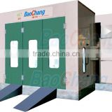 High quality low price car/furniture spray booth car paint booth baking booth C-100