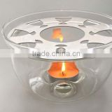 Round Glass Warmer