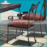 Outdoor patio modern european furniture cushions modern european furniture CA-628TC                                                                                                         Supplier's Choice