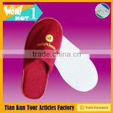 Custom colours disposable terry washable hotel slipper                                                                         Quality Choice