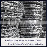 high tensile barbed wire/double strand barbed wire/used barb wire for sale                                                                         Quality Choice