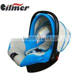 Thick Maretial Safety Portable ECER44/04 be suitable 0-13kg plastic heated baby car seat