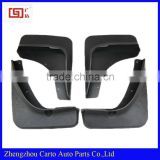 2016 Auto parts accessories Mudguard pad fenders for Mazda CX-5 mudflap custom PP materials flared fenders