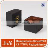 bulk sale high quality hot stamping custom logo printed jewelry boxes                                                                                                         Supplier's Choice