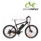 electric mountain bike MTB e-bike with CE approval /6061 aluminium alloy/lithium battery bike/Intelligent PAS system/comfortable