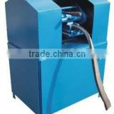 Waste tire recycling cutting rubber crumb machine