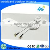 New design SMA CRC9 TS9 4g let antenna for huawei modem indoor huawei router 4g lte antenna