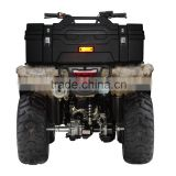 Top quantity OEM ATV Luggage case ATV case Quad Bike Box ATV parts