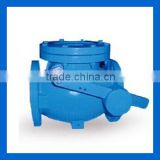 MSS-SP-71 /JIS B2045 Swing Check Valve With Counter Weight(hammer)