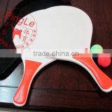 High quality Beach Racket Set OEM service