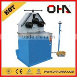 OHA Brand RBM40HV 3-roll Pipe Bending Machine, Manual Bending Machine, Steel Tube Bending Machine