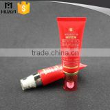 Formal manufacturer wholesale top quality plastic cosmetic tube packing with lotion pump