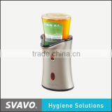 V-455 220ml HOT!!!!No-Touch Hand Wash Sensor Soap Dispenser/Touchless Hand Sanitizer Dispenser