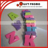 Letter Shaped Sticky Notes