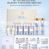Professional Skin Care Big Set-- 28 Days Skin Whitening Brightening Face Cream for Men & Women                                                                         Quality Choice