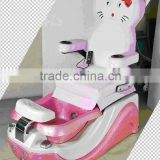 LNMC-035 Sweet cat spa massage chair & leisure massage chair & foot spa pedicure chair