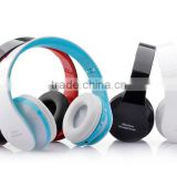 New Wireless Bluetooth Stereo Foldable Headset Handsfree Headphones Earphone Earbuds with Mic for iPhone