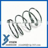 high quality steel double helical torsion coil spring