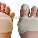 New design Fabric Gel Metatarsal ads Ball of Foot Gel Pads cushions