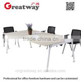 Modern conference table office furniture specifications(QE-33M)