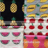 baby blanket thick knitted blanket fruit pattern colorful                                                                         Quality Choice