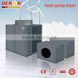 Deron new heat pump dryer/air-air heat pump heater high temperature 75C 28kw(for seafood fruit, spice, herbal tobacco etc)