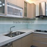cream colored quartz countertops molded sink kitchen countertop&solid surface vanity top acrylic solid surface worktop