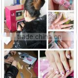competitive price nail printing machine touch screen PC NAIL PRINTER