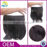 Factory Direct Sale Synthetic Fiber afro clip in hair extension