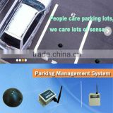 Battery Parking Sensor Smart Vehicle Management System Car Parking Guidance