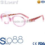 Latest Branded Spectacle Optical Frame with heart shape