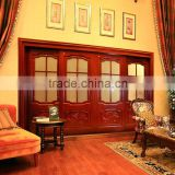 barn wood /solid wooden sliding doors/ fancy door with hardware